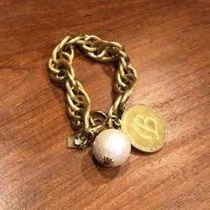 Jewelry - John Wind Sorority Gal Cotton Pearl Bracelet